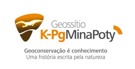Logo Geossítio K-Pg Mina Poty