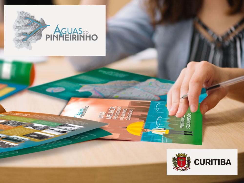 Projeto Águas do Pinheirinho ElevaBD