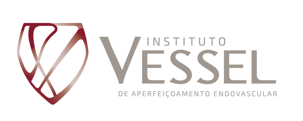 Imagem Logo do instituto vessel de aperfeiçoamente endovascular