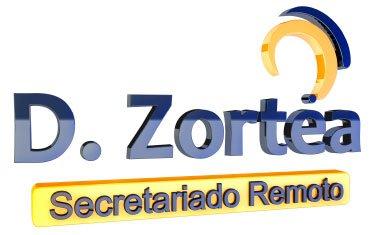 Imagem Logo 3D da D.Zortea feita pela ElevaBD