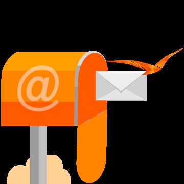 Imagem serviço email marketing