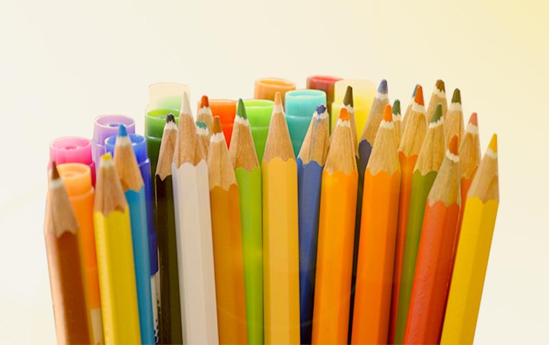 imagem texto blog significado das cores
