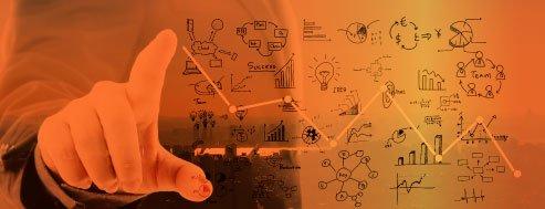 foco no modelo de negócio na agência de comunicação Eleva BD