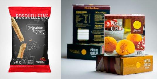embalagens em marketing de alimentos