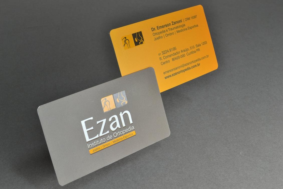 Imagem Cartão de Visita Instituto Ezan