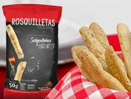 Imagem Embalagem Rosquilletas integrais da Essencia de Espanã