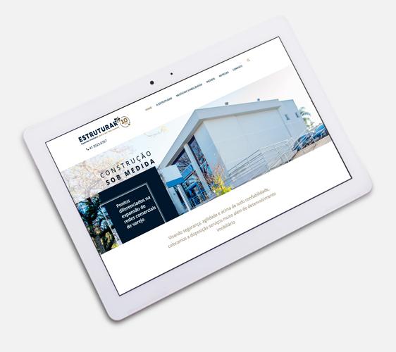 imagem site estruturar