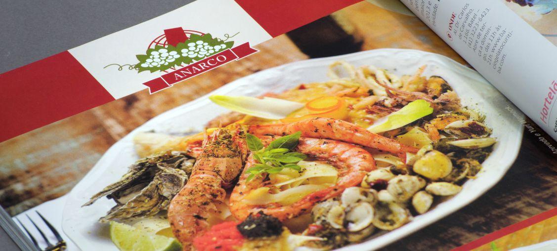 Imagem Anúncio restaurante Anarco