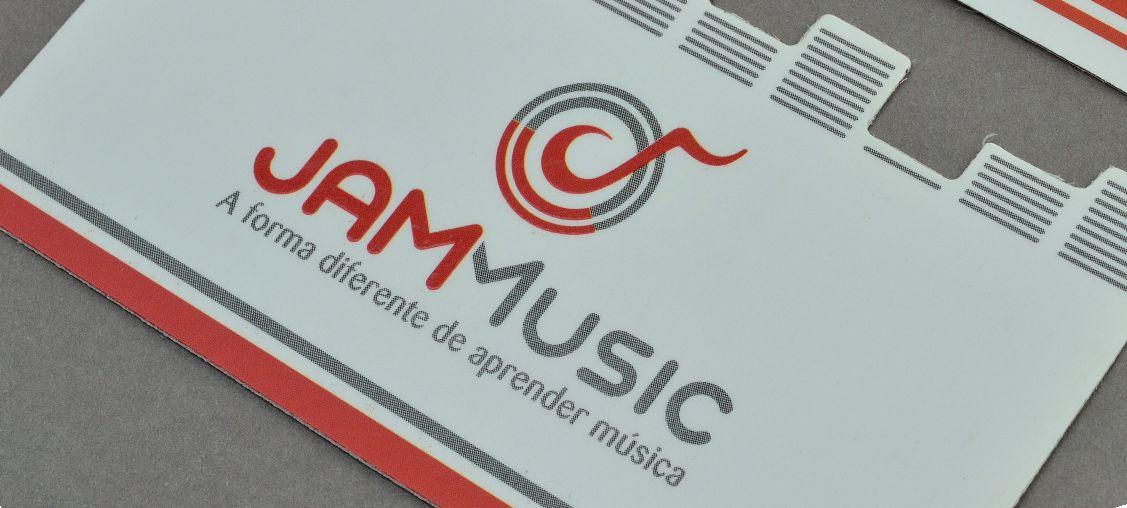 Imagem Papelaria da Jam Music