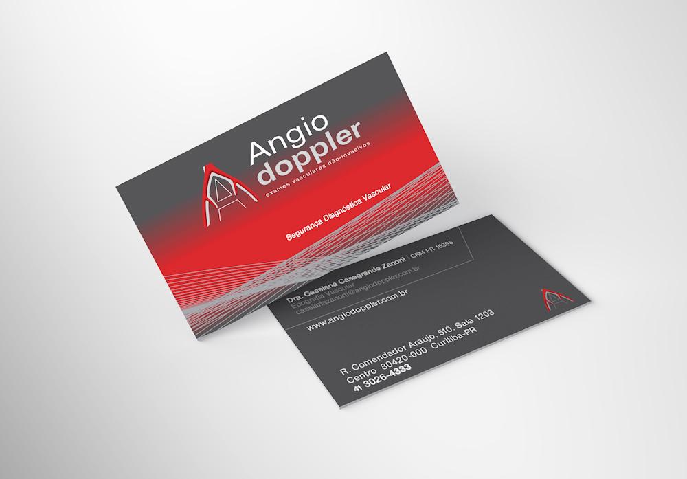 Cartão de Visita Angiodoppler