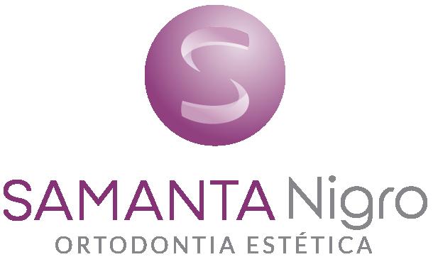 Logo Dra Samanta Nigro desenvolvida pela ElevaBD